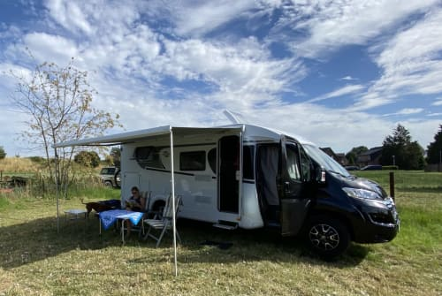Wohnmobil mieten in Wardenburg von privat | Carado Citroën  Urmel