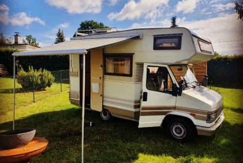Wohnmobil mieten in Dreieich von privat | DETHLEFFS  ³ Detti ³