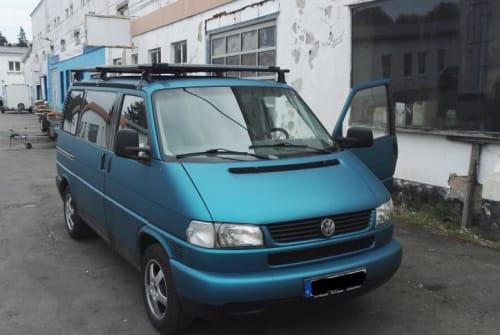 Wohnmobil mieten in Rostock von privat | VW Emma