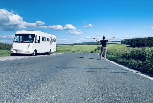 Wohnmobil mieten in Grünheide von privat | Niesmann+Bischoff Axel