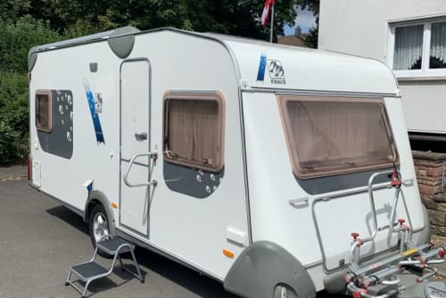 Wohnmobil mieten in Kaiserslautern von privat | Knaus  Brasileiro