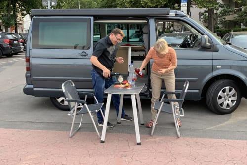 Wohnmobil mieten in Berlin von privat | VW VW T5 Californi