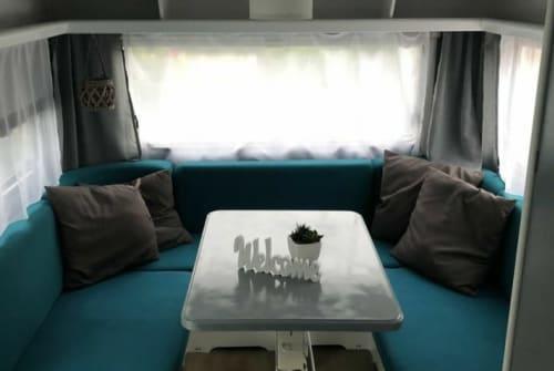 Wohnmobil mieten in Rostock von privat | Knaus Knaus Südwind