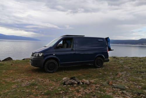 Wohnmobil mieten in Kirchhundem von privat | VW Blue One