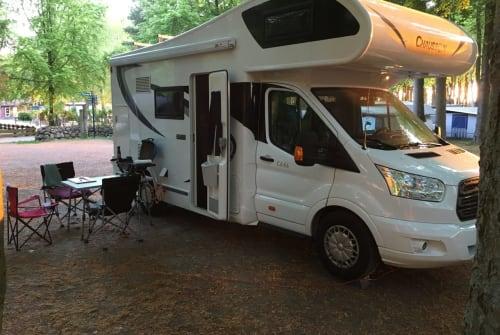 Wohnmobil mieten in Rostock von privat | Chausson Wobby