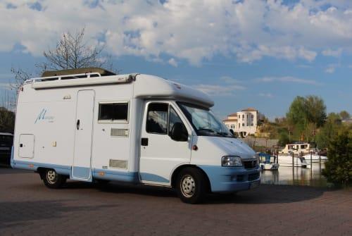 Wohnmobil mieten in Braunschweig von privat   Fiat  MARLEY
