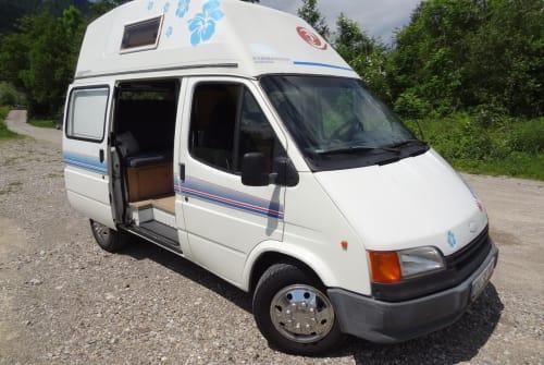 Wohnmobil mieten in Sonthofen von privat   Ford allgäucamper
