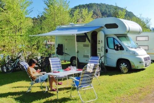 Wohnmobil mieten in Weingarten von privat   Detleffs Advantage