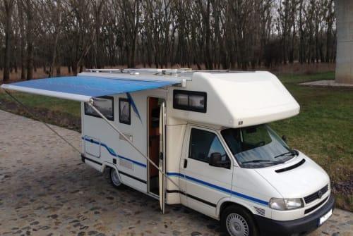 Wohnmobil mieten in Schönebeck (Elbe) von privat | Volkswagen T4  unser Karmi