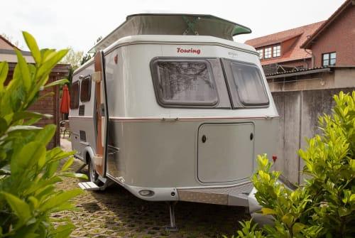 Wohnmobil mieten in Detmold von privat   Hymer/ Eriba Touring Troll