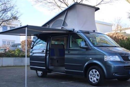 Wohnmobil mieten in München von privat | Volkswagen Minga Cali