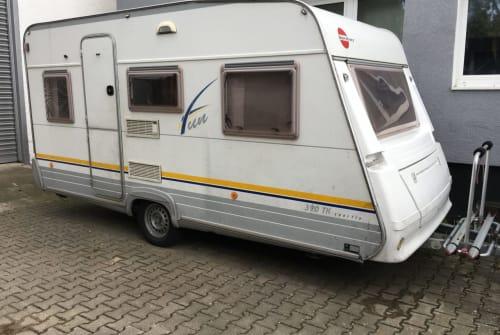 Wohnmobil mieten in Schriesheim von privat | Bürstner Bürstner