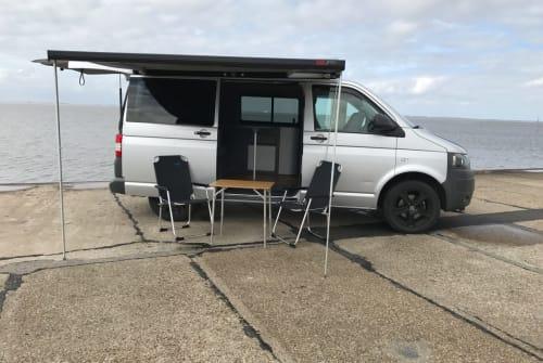 Wohnmobil mieten in Karlum von privat | Volkswagen T5 Dünencamper 1