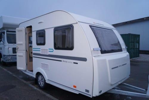 Wohnmobil mieten in Baltmannsweiler von privat   Adria Rennsemmel neu 2018