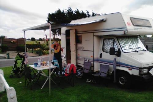 Wohnmobil mieten in Tengen von privat | Fiat FlieWaTüüt
