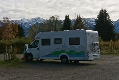 Wohnmobil mieten in Bad Berleburg von privat | Peugeot  Balou