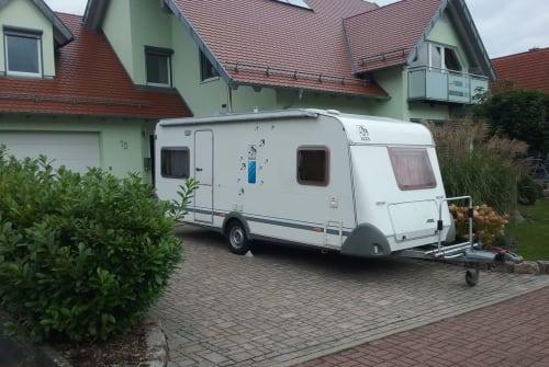 Wohnmobil mieten in Oberthulba von privat | Knaus Azur  Der Rhöner