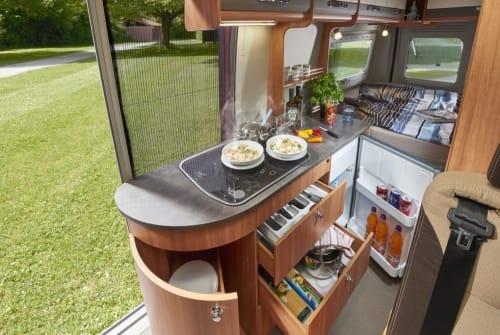 Wohnmobil mieten in Bottrop von privat | Pössl Summit 600 Plus