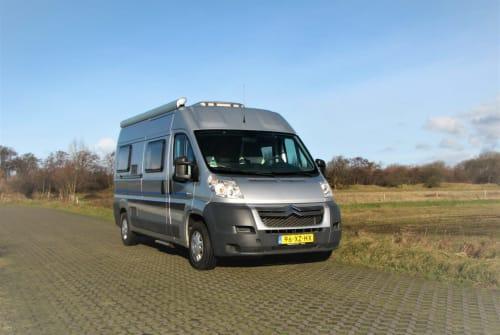 Wohnmobil mieten in Egmond aan Zee von privat | citroen Luxe BUS CAMPER