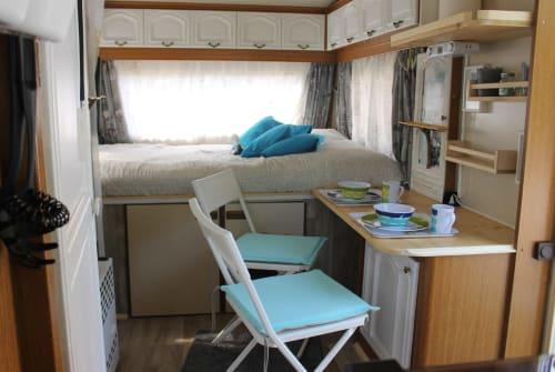Wohnmobil mieten in Wurster Nordseeküste von privat   Hobby  Lille