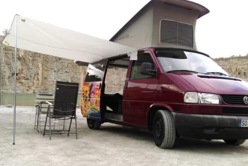 Wohnmobil mieten in Anröchte von privat | VW red-bus2