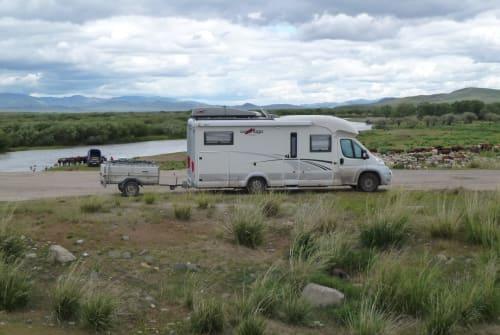 Wohnmobil mieten in Winsen von privat | Fiat Ducato Carthago T-Plus