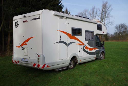 Wohnmobil mieten in Kölln-Reisiek von privat | Eura Mobil Eura