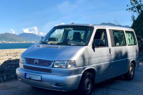 Wohnmobil mieten in Ingolstadt von privat | Volkswagen AirBulli
