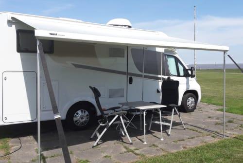 Wohnmobil mieten in Bottrop von privat | Carado  Hanni