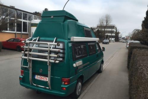 Wohnmobil mieten in Aichwald von privat   Volkswagen T4 Campi