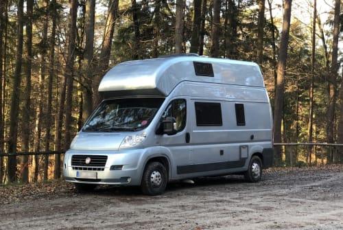 Wohnmobil mieten in Offenbach am Main von privat | Globecar / Pössl ATLANTIS