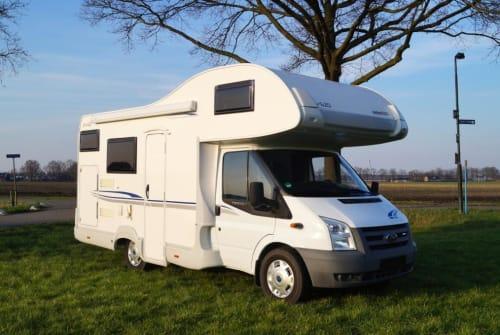 Wohnmobil mieten in Rosmalen von privat   Trigano Camper Trigano