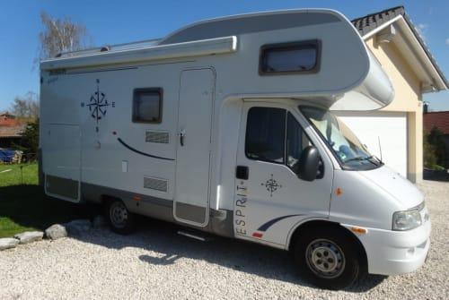 Wohnmobil mieten in Altusried von privat | Fiat/ Dethleffs Detlef