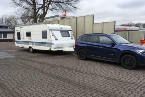 Wohnmobil mieten in Heikendorf von privat   Hobby Kinderwowa
