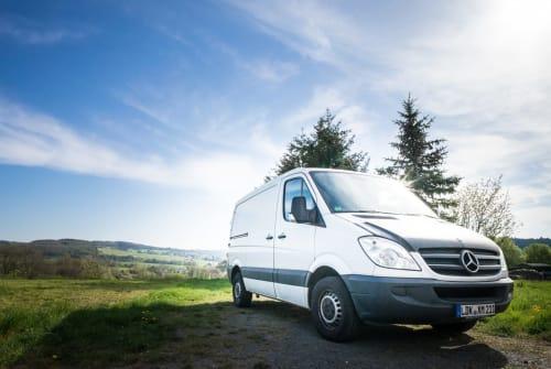 Wohnmobil mieten in Ehringshausen von privat   Mercedes Benz inkognito