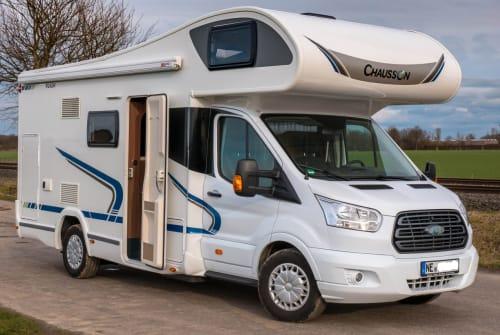 Wohnmobil mieten in Grevenbroich von privat | Chausson FamilienTraum
