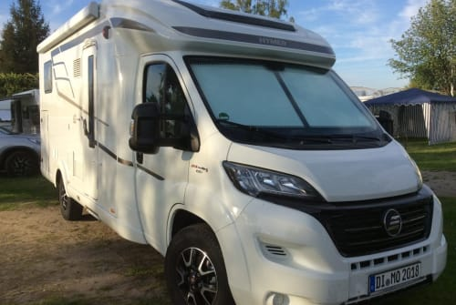 Wohnmobil mieten in Griesheim von privat | Fiat DIMO