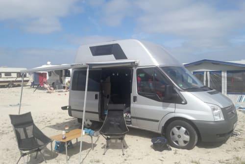 Wohnmobil mieten in Köln von privat | Ford Kölscher Nugget
