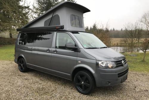 Wohnmobil mieten in Karlum von privat   VW Dünencamper 4