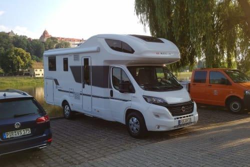 Wohnmobil mieten in Pirna von privat | Adrial  Adria Coral XL plus 2018