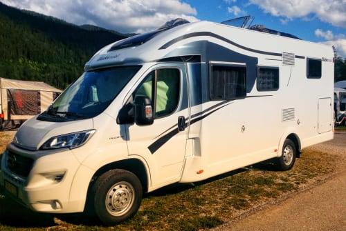 Wohnmobil mieten in Emmering von privat | Sunlight Sunny