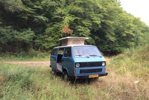 Wohnmobil mieten in Amsterdam von privat | Volkswagen busje