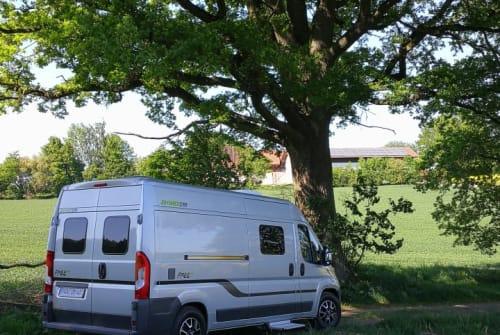 Wohnmobil mieten in Hebertsfelden von privat   Hymer Car Free