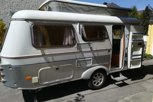 Wohnmobil mieten in Salzburg von privat | Hymer Martha