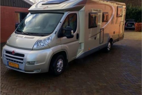 Wohnmobil mieten in Oudega von privat | Fiat Ducato VRIJHEID