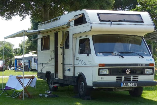 Wohnmobil mieten in Gernsbach von privat | Volkswagen LT 31 Myles