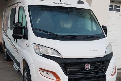 Wohnmobil mieten in Horgenzell von privat | Fiat  Möwe
