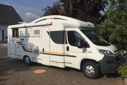 Wohnmobil mieten in Adelsdorf von privat | Fiat Willi