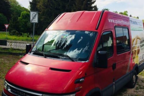 Wohnmobil mieten in Schwabmünchen von privat   Iveco Winnis Camper