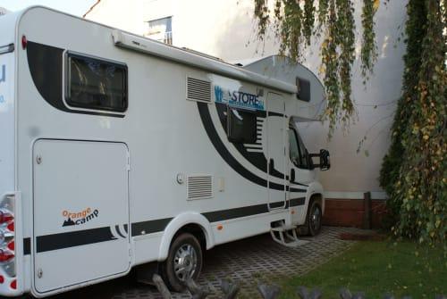 Wohnmobil mieten in Peine von privat | Fiat Crosscamp